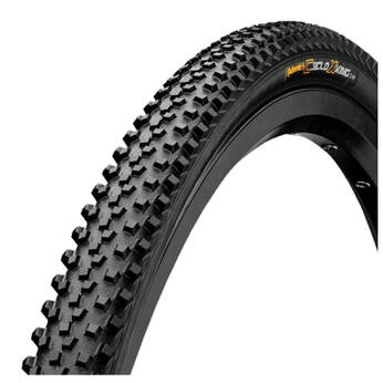 Opona Cyclo X-King 700x35C Czarna Zwijana Performance