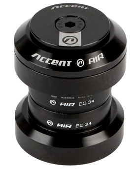 "Accent HST-AIR 1-1/8"" Stery Ahead"